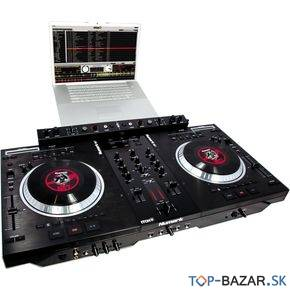for sale numark ns7 dj turntable controller top baz. Black Bedroom Furniture Sets. Home Design Ideas