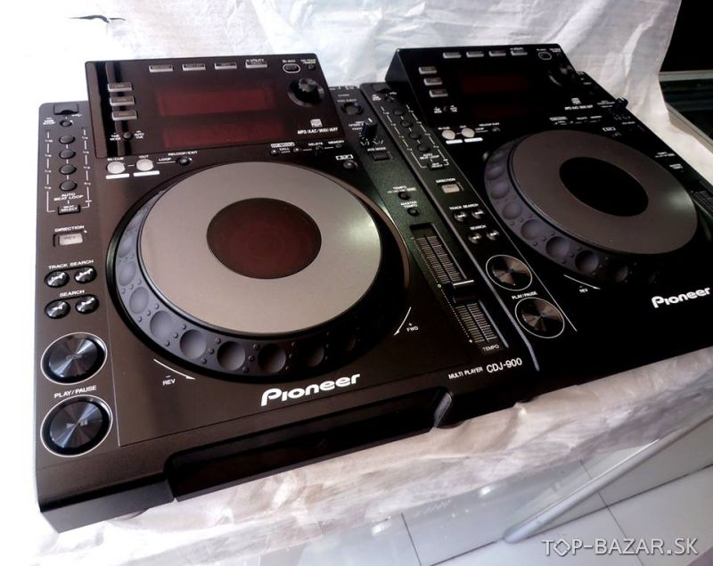 for sale 2x pioneer cdj 900 djm 900 nexus package in stock top baz. Black Bedroom Furniture Sets. Home Design Ideas